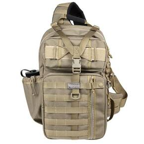 Maxpedition Kodiak Gearslinger Single Shoulder Backpack - Khaki