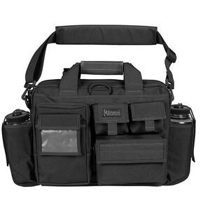 Maxpedition Operator Tactical Patrol Attache Gear Bag - Black
