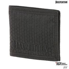 Maxpedition BFW Bi-Fold Wallet - Black