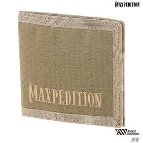 Maxpedition BFW Bi-Fold Wallet - Tan