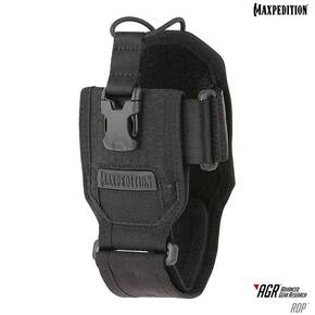 Maxpedition AGR Advanced Gear Research: RDP Radio Pouch - Black