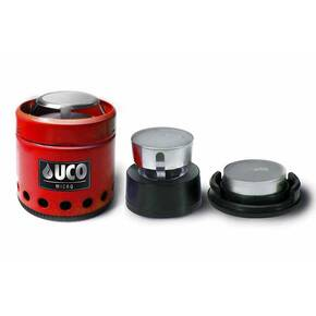 UCO Micro Candle Lantern Red B-LTN-STD-RED