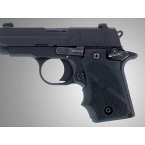 Hogue Sig Sauer P238 Rubber Grip with Finger Grooves