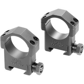 Badger Ordnance 2-Piece 30mm Steel Riflescope Rings High