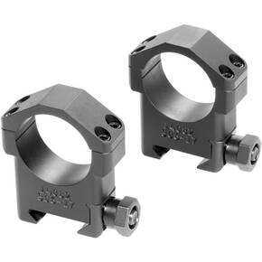 Badger Ordnance 2-Piece 30mm Aluminum Alloy Riflescope Rings High