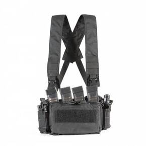 Haley D3CRM Micro Chest Rig Black