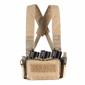 Haley D3CRM Micro Chest Rig Coyote