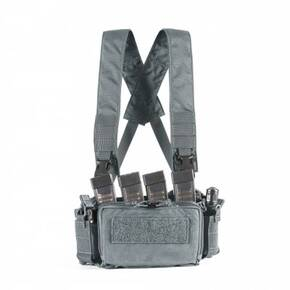 Haley D3CRM Micro Chest Rig Grey