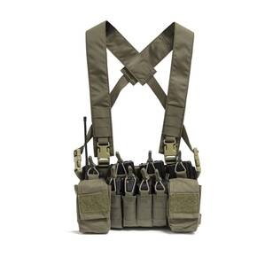 Haley D3CR X Chest Rig Ranger Green