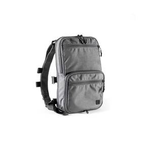 Haley Flatpack with Straps Grey