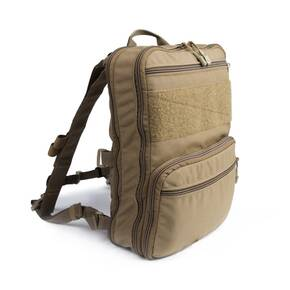 Haley Flatpack Plus with Straps Coyote