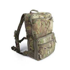 Haley Flatpack Plus with Straps Multicam