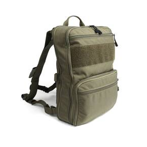Haley Flatpack Plus with Straps Ranger Green
