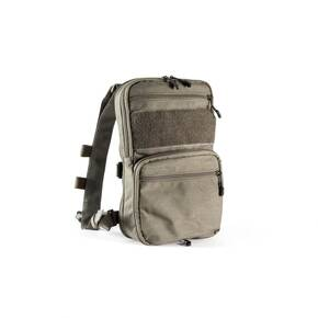 Haley Flatpack with Straps Ranger Green