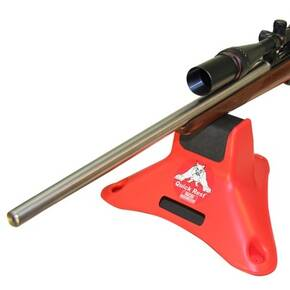 MTM Quick Rest Shooting Rest- Red