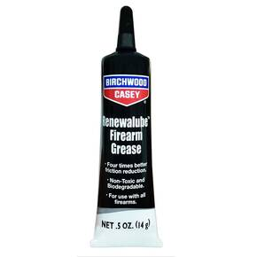 Birchwood Casey Renewalube Bio Firearm Grease 0.50 ounce tube