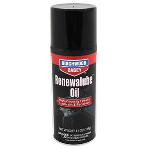 Birchwood Casey Renewalube Bio Firearm Oil 11 ounce aerosol