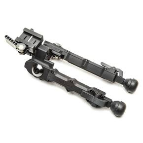 Accu-Tac BR-4 G2 Bolt Action Bipod with Quick Detach- Black