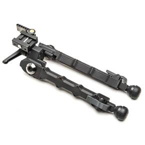 Accu-Tac SR-5 Bipod with Quick Detach- Black