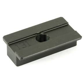 MGW Shoe Plate for Walther P99 and PPQ - Black