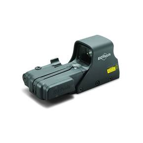 EOTech 512LBC Holographic Weapon Sight - Non-Night Vision -0: 68 MOA Ring with 1 MOA Dot Matte Black