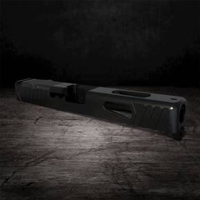 Rival Arms Slide for GLOCK17 GEN4 A1 RMR BLK