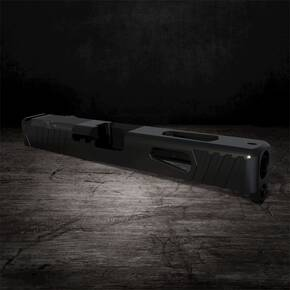Rival Arms Slide for GLOCK17 GEN3 A1 RMR BLK