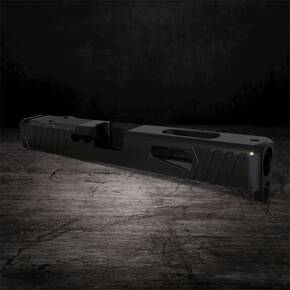 Rival Arms Slide for GLOCK17 GEN4 A1 DOC BLK