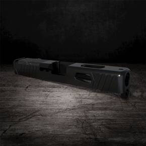 Rival Arms Slide for GLOCK19 GEN3 A1 RMR BLK