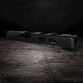 Rival Arms Slide for GLOCK34 GEN4 A1 RMR BLK