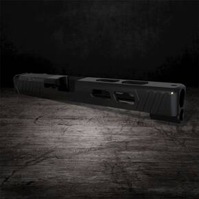 Rival Arms Slide for GLOCK34 GEN3 A1 RMR BLK
