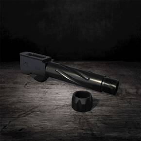 Rival Arms Barrel for GLOCK26 GEN3/4 TWST TD BLK
