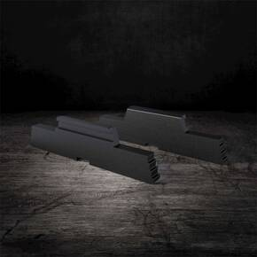 Rival Arms SLIDE LCK EXT FOR GLOCK GEN3/4 BLK