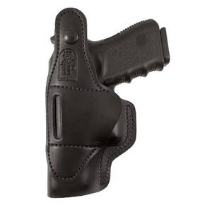 DeSantis #138 Intimidator 2.0 Pancake Style To Fit Ruger Lcp 380 Cal Rh Blk