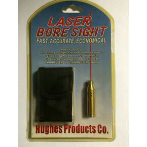 Hughes Laser Bore Sight - Fits Calibers 243 WIN, 308 WIN,6mm REM, 257 Roberts, 257 Roberts Improved, 7mm-08, 260 REM, 8mm Mauser, 7x27mm Mauser, 284 WIN