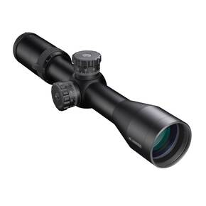 Nikon M-300 BLK AR Rifle Scope - 1.5-6x42mm 30mm FFP BDC SuperSub Reticle Matte