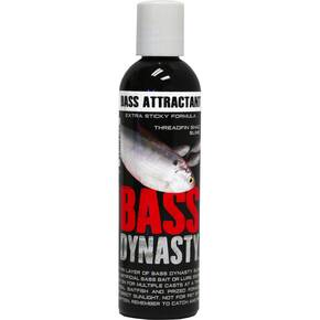 Bass Dynasty Slime Scent 1.7 oz - Threadfin Shad