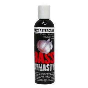 Bass Dynasty Slime Scent 1.7 oz - Garlic Amore