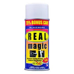 Blakemore Real Magic Aerosol Accessory Reel Lube 5 oz