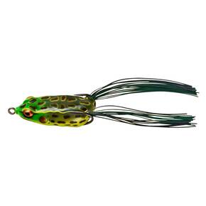 "Booyah Pad Crasher Jr Soft Top Frog Lure 2"" 1/2 oz - Bull Frog"
