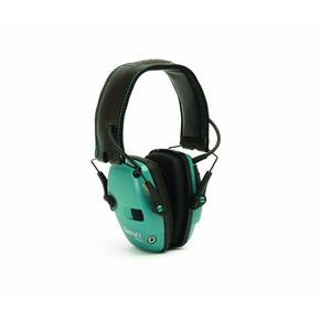 Honeywell Howard Leight Impact Sport Electronic Ear Muffs - Teal