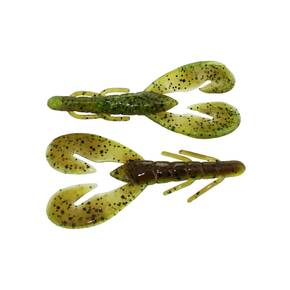 "Zoom Baits Super Speed Craw Soft Lure 4"" 8pk - Summer Craw"