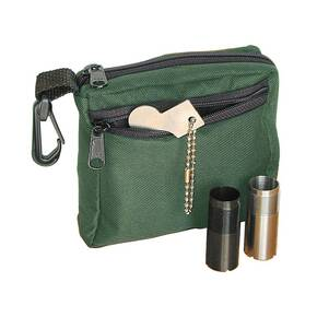 Remington Choke Tube and Wrench Case - Cordura Green