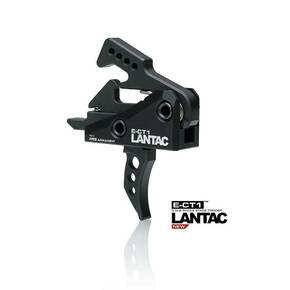 Lantac E-CT1 Single Stage 3.5lb Trigger (Curved)