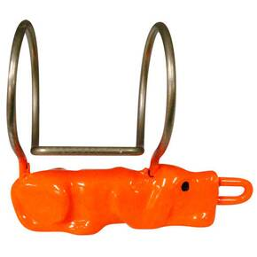 Jewel Hound Dog Retriever Lure Accessory
