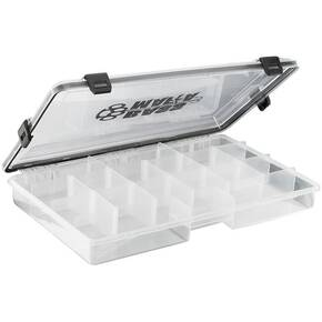 Bass Mafia Bait Casket 3700 Storage Tray Up to 20 Storage Slots - Clear