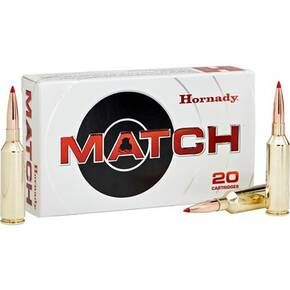 Hornady Match Rifle Ammunition 6.5 PRC 147 gr ELD-M 2910 fps 20/ct