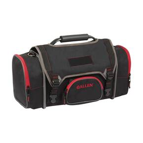 Allen Company Eliminator Hardline Shooters Bag Black/Red