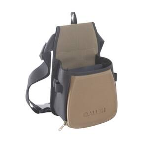 Allen Company Eliminator Basic Double Compartment Shooting Bag Coffee/Black 8303