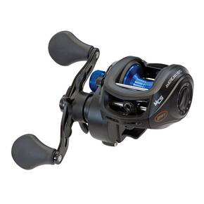 Lews American Hero Baitcast Reel RH 4+1BB 6.4:1 Gear Ratio 12/120 Line Cap 7.2 oz